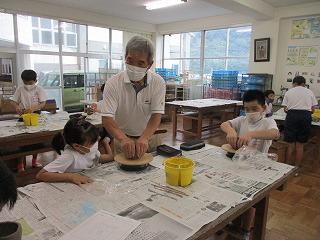9月3日(木) 陶芸教室
